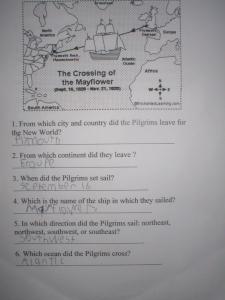 ... ://www.oklahomahomeschool.com/pilgrimCL.html for Pilgrim Worksheets