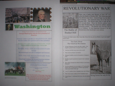 american revolution just us With revolutionary war newspaper template